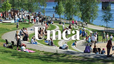 Besök mässan i Umeå