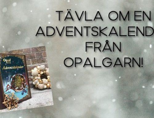 Tävla med Opalgarn