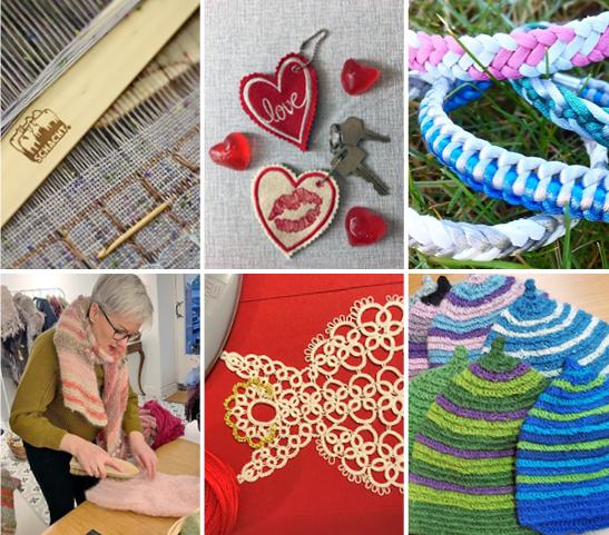 Sy- & Hantverksfestivalens aktivitetsprogram är klart!